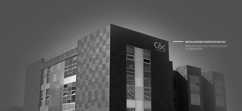 Instalaciones centrales de C&C Parque científico y tecnológico de Santander